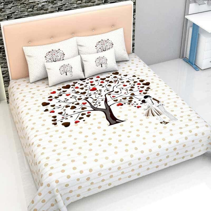 fitted queen bed sheet