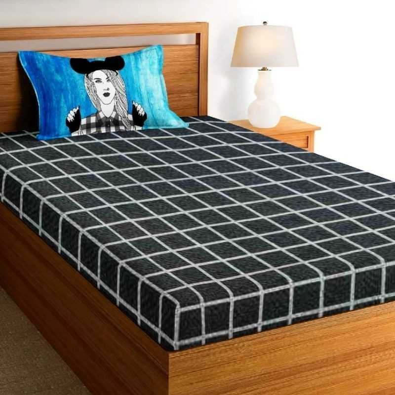 Teenage And Kids Single Bedding Set 60*90 Inches.