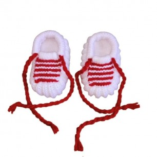 Warn Baby Booties Comfortable For 0 To 12 Months.