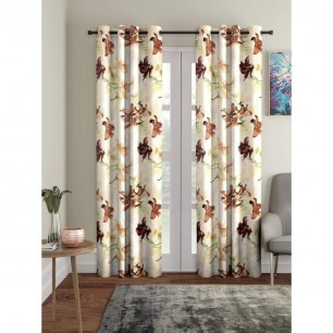 100% Polyester Digital Knitting Curtains for Windows and Door.