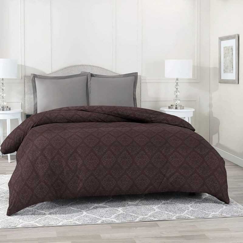 Reversible Dohar Cover, Duvet Cover And Razai Cover For Double Bed.